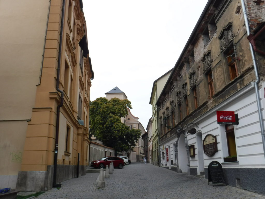 Downtown Kutna Hora