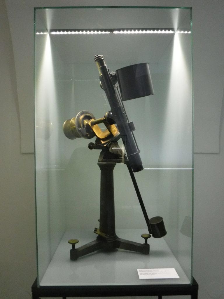 Mendel's telescope