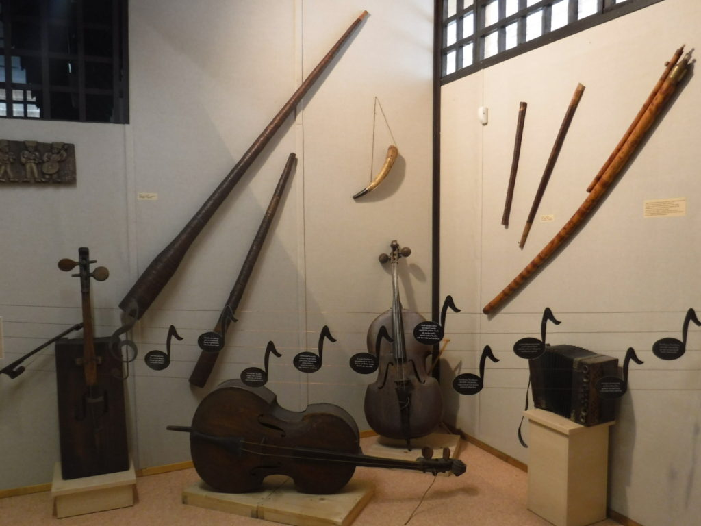 Slovak folk instruments