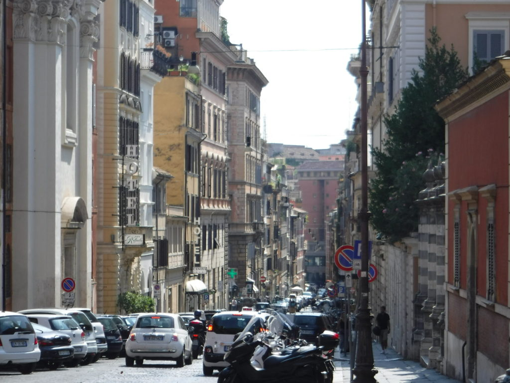 Inspiration for Corti Street
