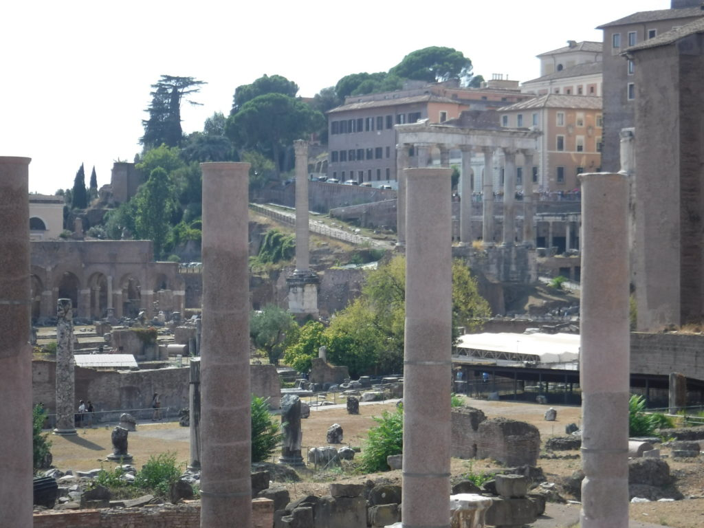 The forum ruins
